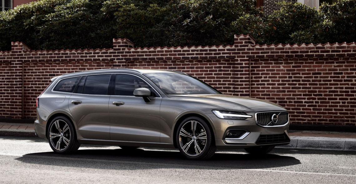 "Volvo fait son ""come break"" avec le V60"