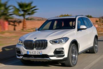 BMW X5 Génération 4