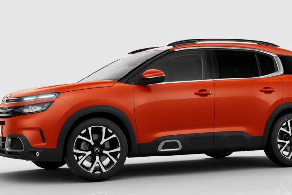 Citroën C5 Aircross, le confort sur les bosses