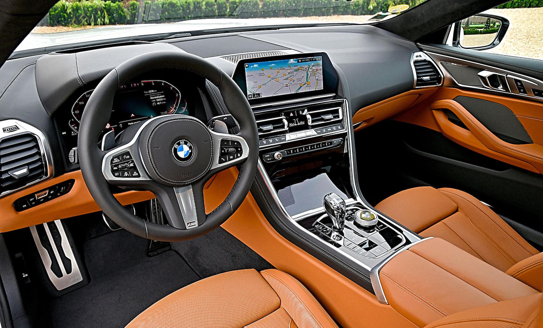 BMW M 850 i, la nouvelle arme fatale