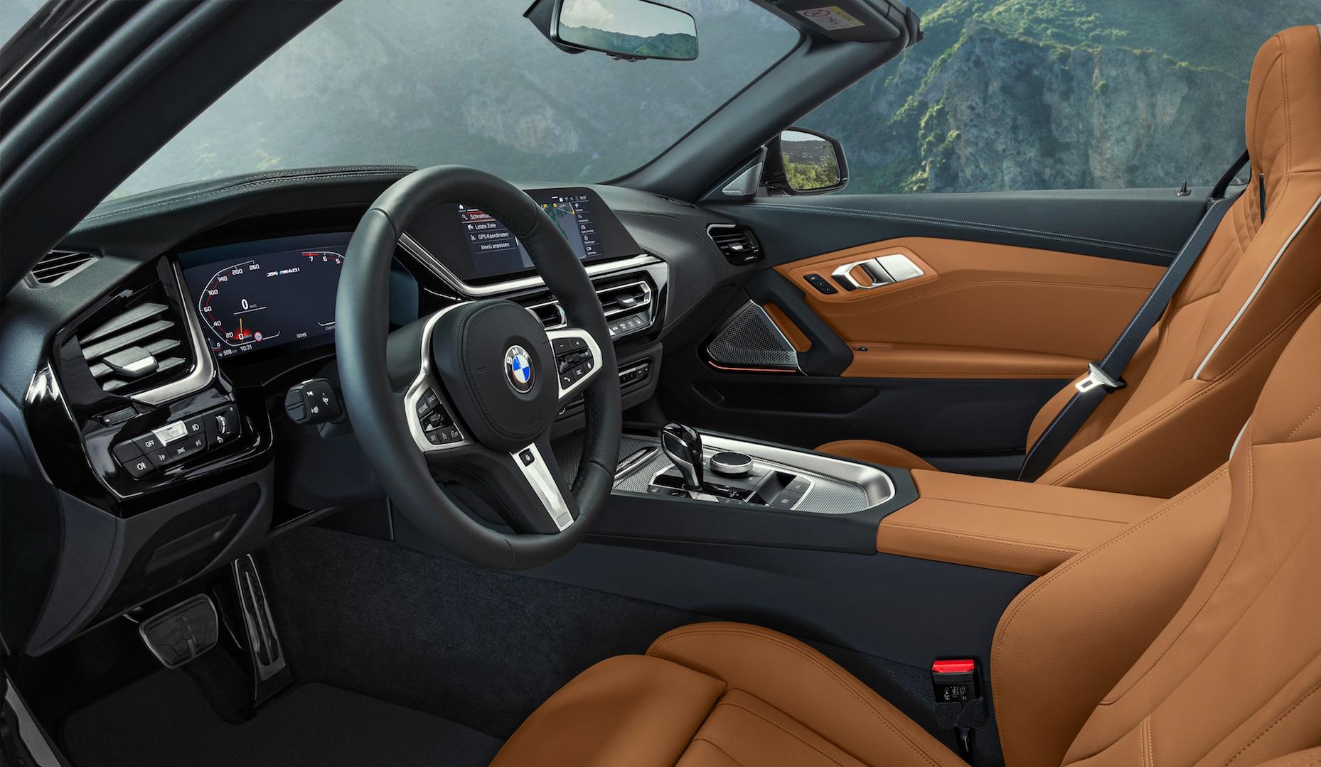 BMW Z4 M4, la tradition cheveux au vent revient