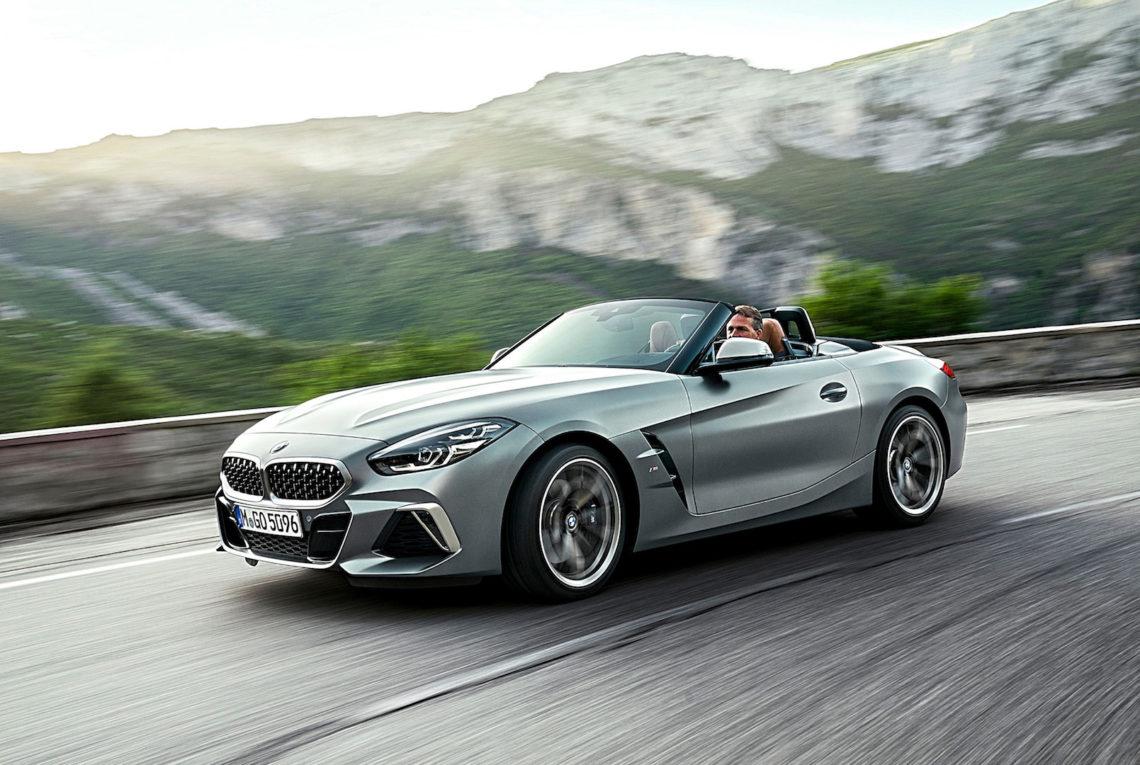 BMW Z4, la tradition cheveux au vent revient