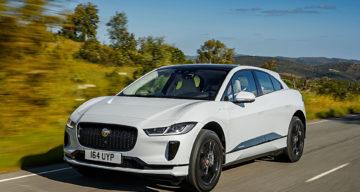 La Jaguar i-Pace joue l'anti Tesla