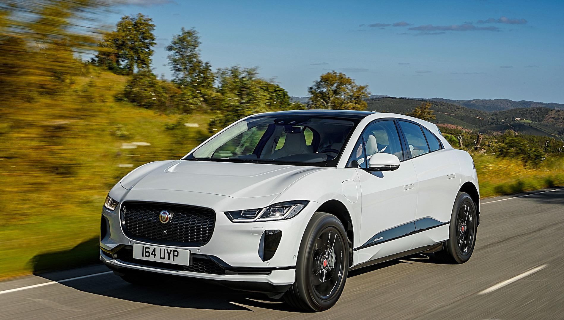 La jaguar I Pace joue l'anti Tesla