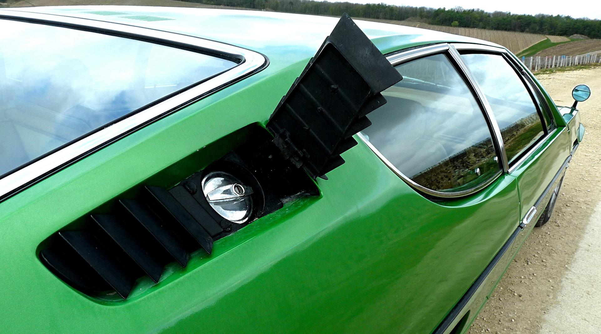 Lamborghini Espada, la splendeur en folie