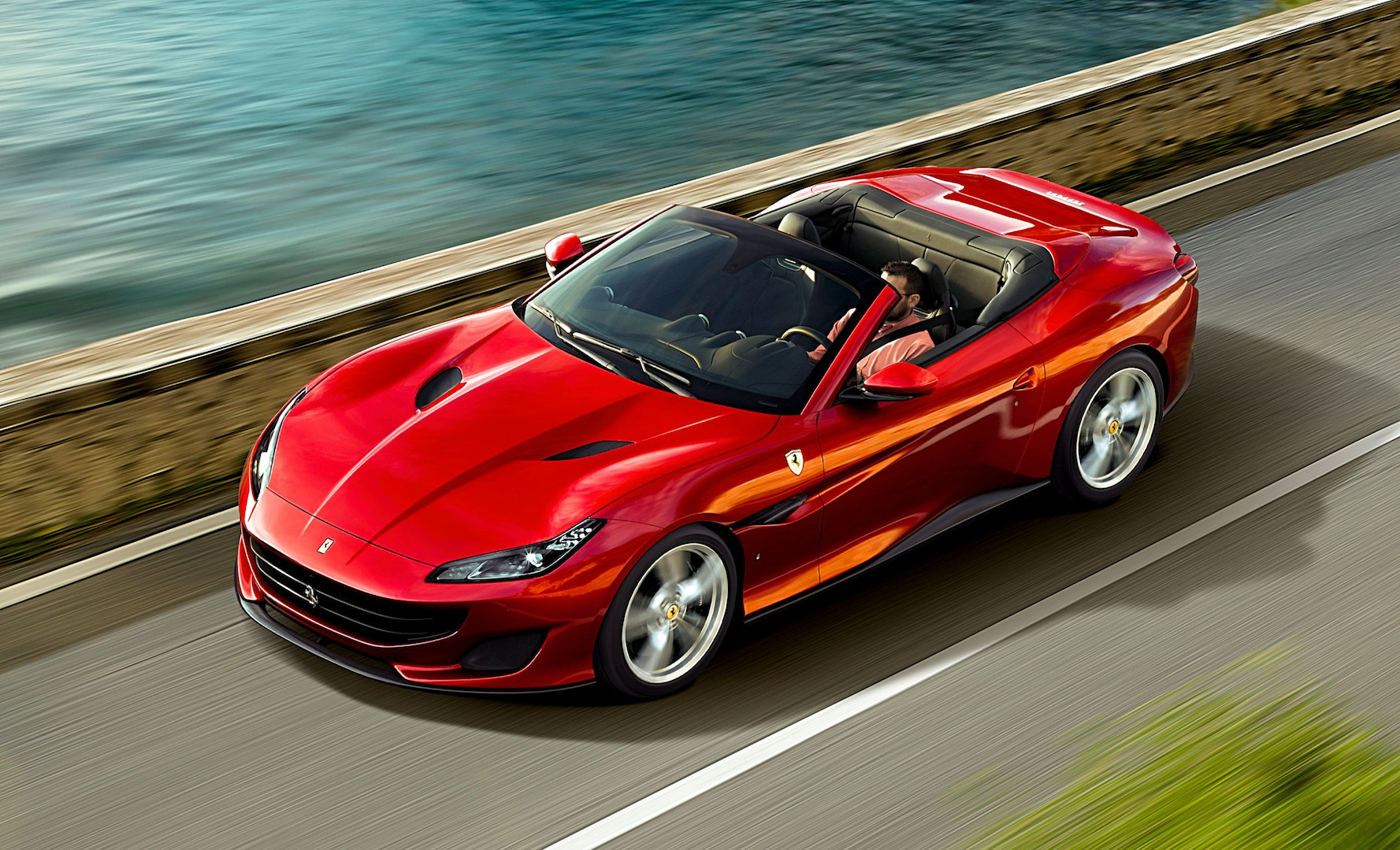 Ferrari Portofino : une décapotable polyvalente