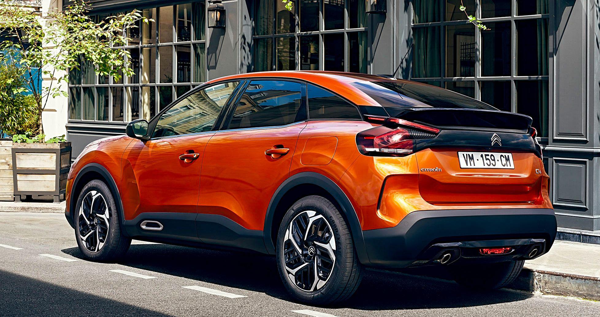Nouvelle C4 Citroën