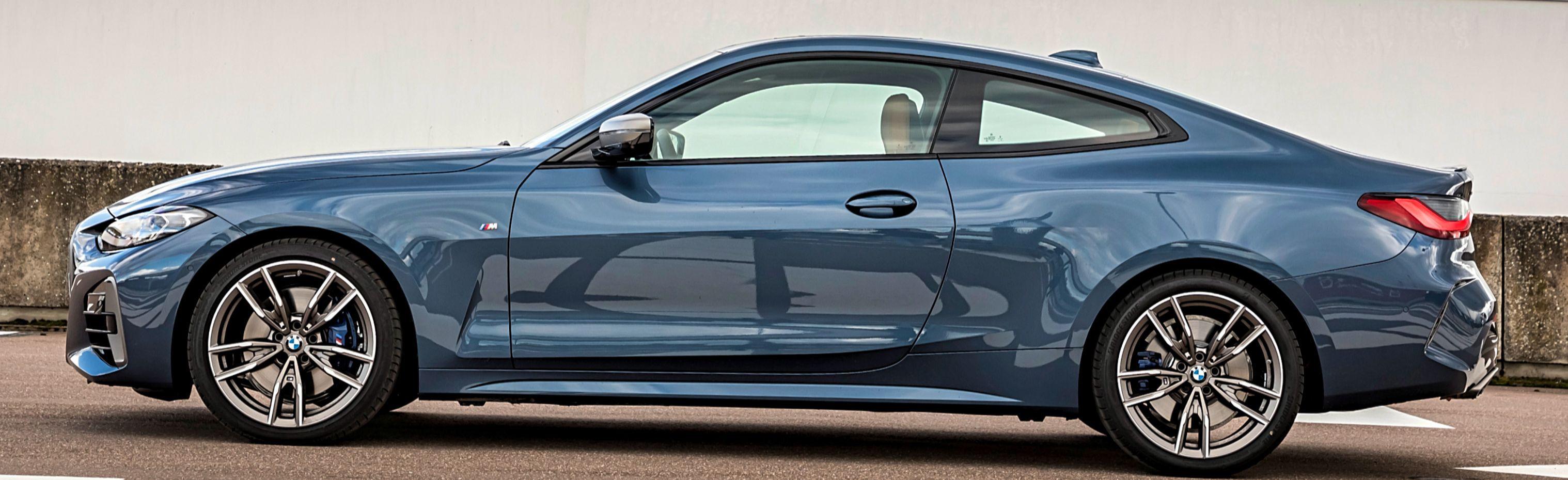 La BMW Série 4
