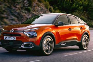 Nouvelle C4 Citroën : son style veut sortir du lot