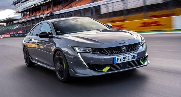 508 PSE, la Peugeot  la plus puissante de l'histoire