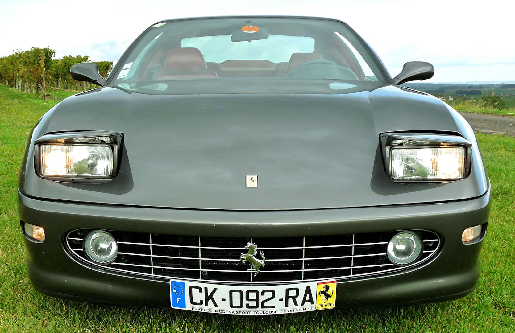 Ferrari 456 MGT face avt