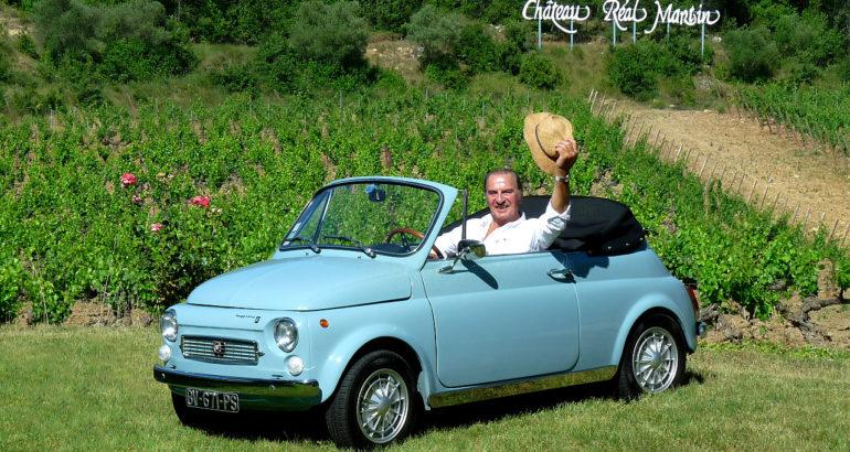 Fiat 500 Maggiolina