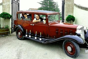 La Renault Vivastella des champagnes Gremillet