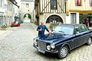 """Volvo 164, la """"Jaguar suédoise""""     + la nouvelle Volvo S 60"""