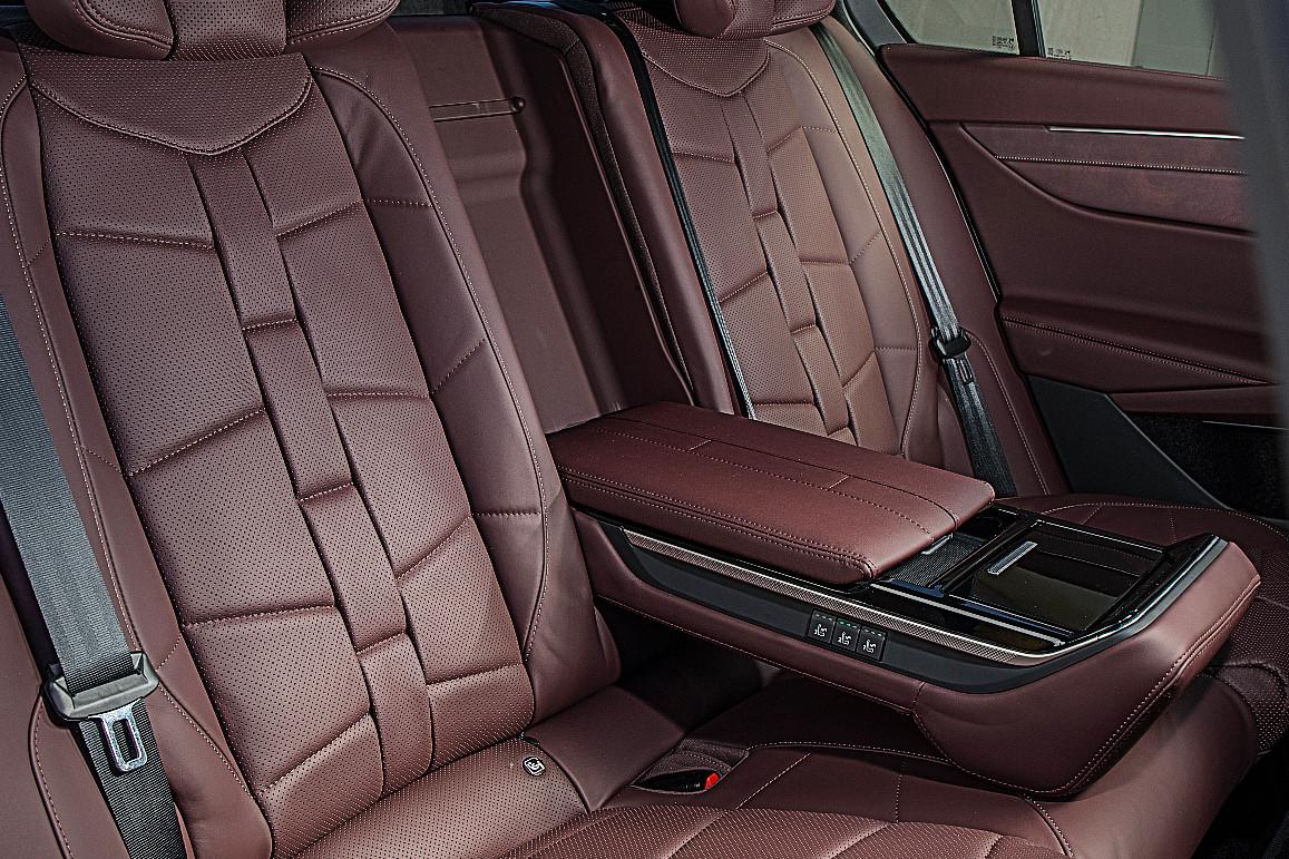 DS9 siège arrière