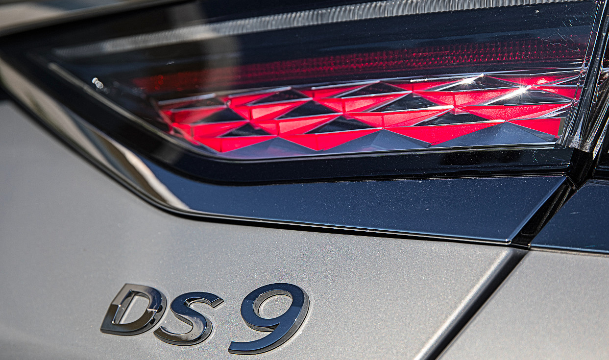 DS9 feux arrière