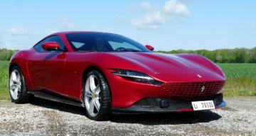 Ferrari Roma, le retour de l'élégance et du sport